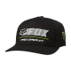 Bone FOX Monster Pro Circuit Preto Flexfit