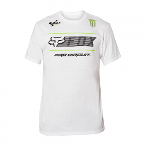 Camiseta FOX Monster Pro Circuit Branco